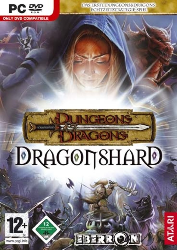Cover zu Dragonshard
