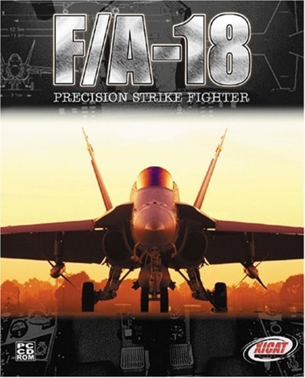 Cover zu F/A-18 Precision Strike Fighter
