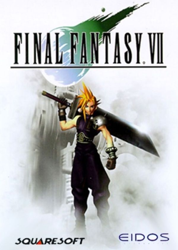 Cover zu Final Fantasy 7