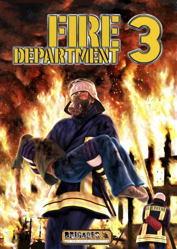 Cover zu Fire Department 3