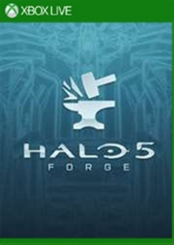 Cover zu Halo 5: Forge