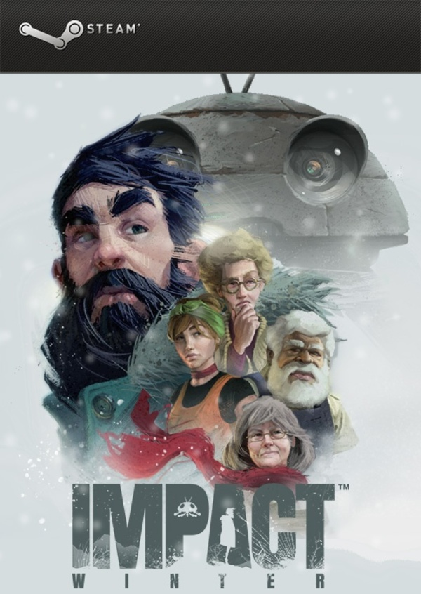 Cover zu Impact Winter
