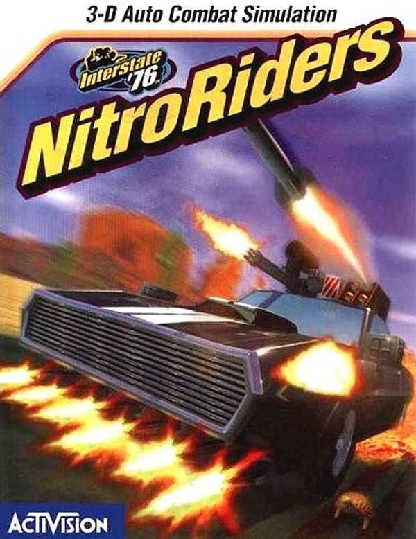 Cover zu Interstate '76: Nitro Riders