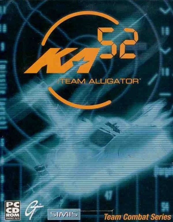 Cover zu Ka-52 Team Alligator