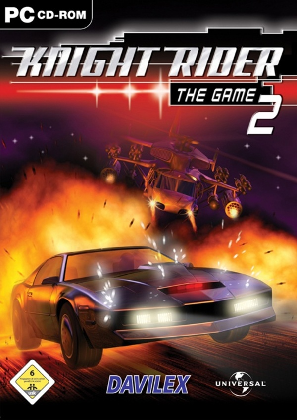 Cover zu Knight Rider 2