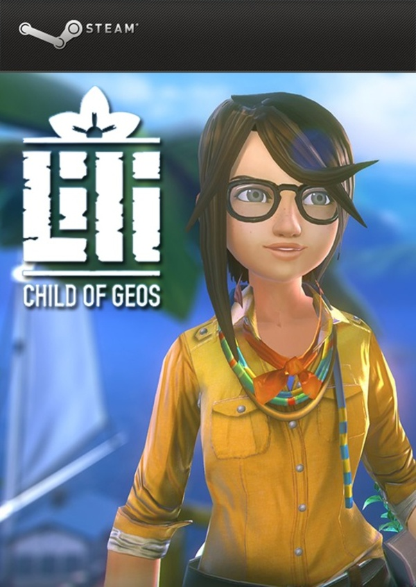 Cover zu Lili: Child of Geos