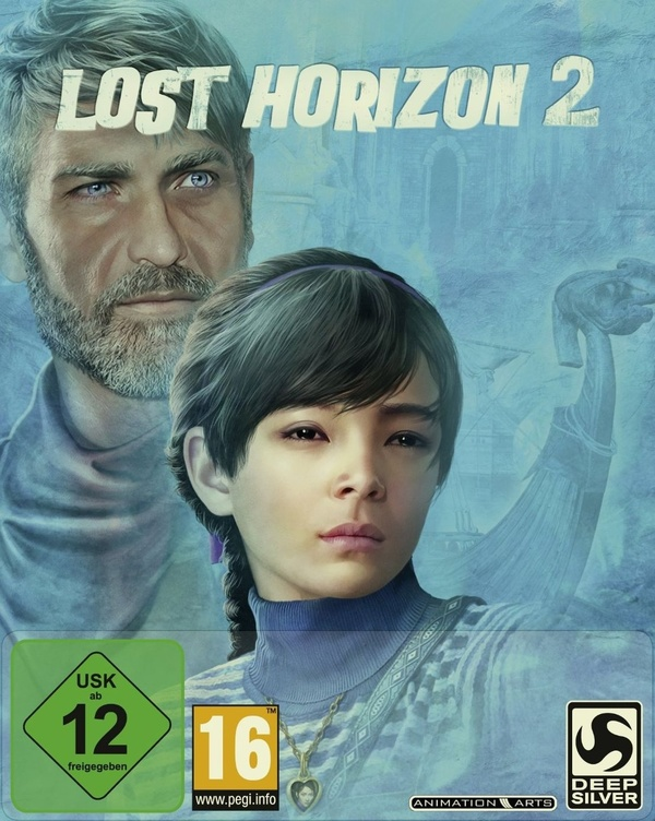 Cover zu Lost Horizon 2