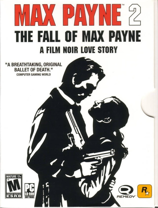 Cover zu Max Payne 2: The Fall of Max Payne