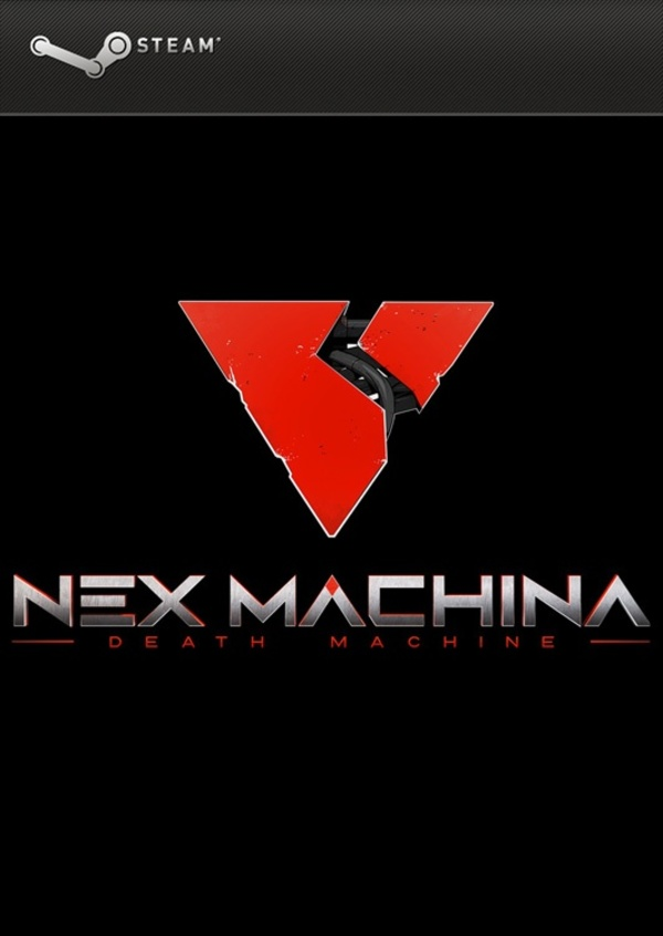 Cover zu Nex Machina