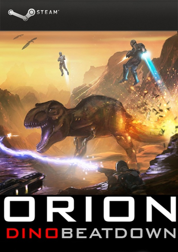 Cover zu ORION: Prelude