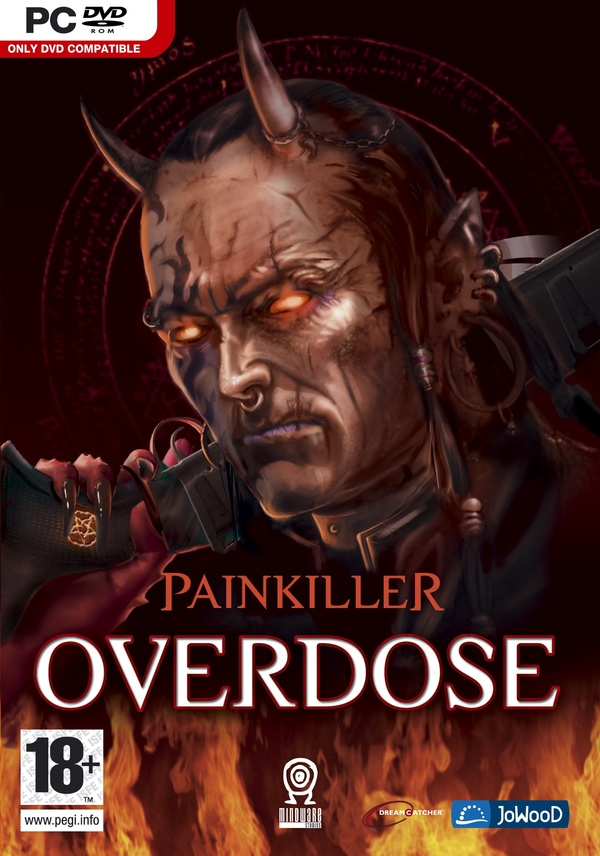 Cover zu Painkiller: Overdose