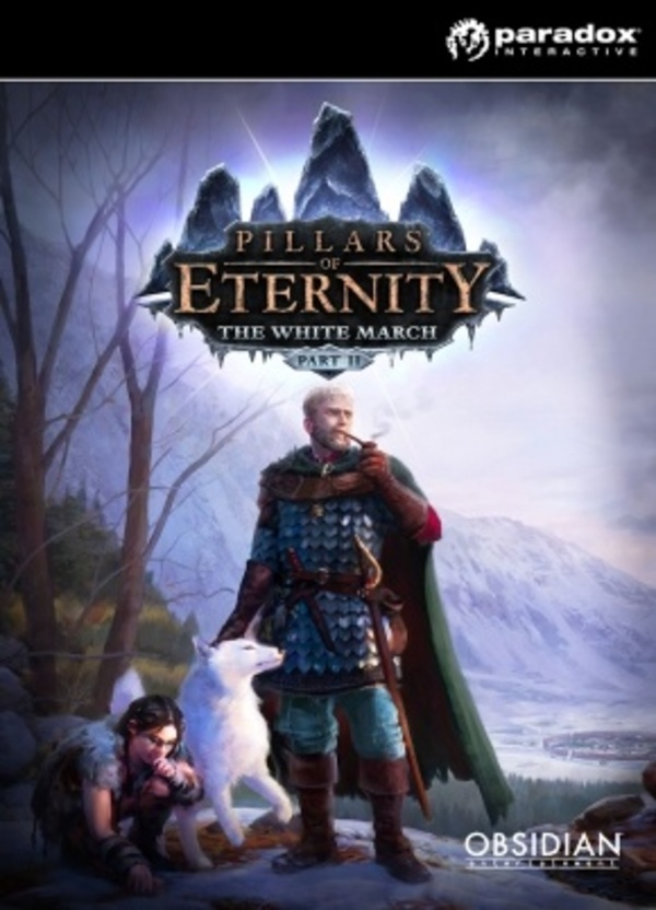 Cover zu Pillars of Eternity: The White March - Part Two