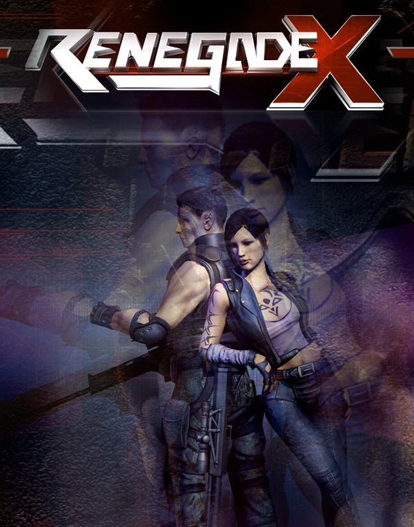 Cover zu Renegade X