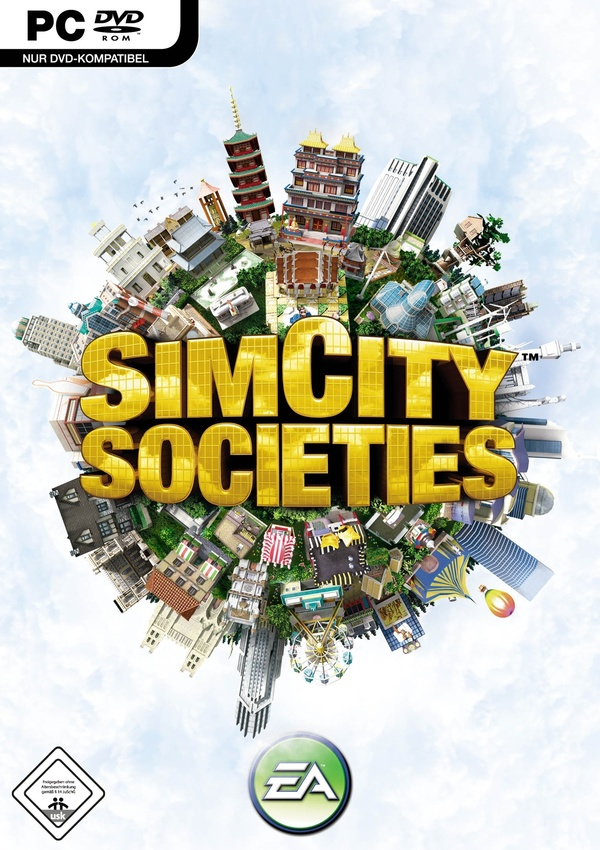 Cover zu SimCity Societies