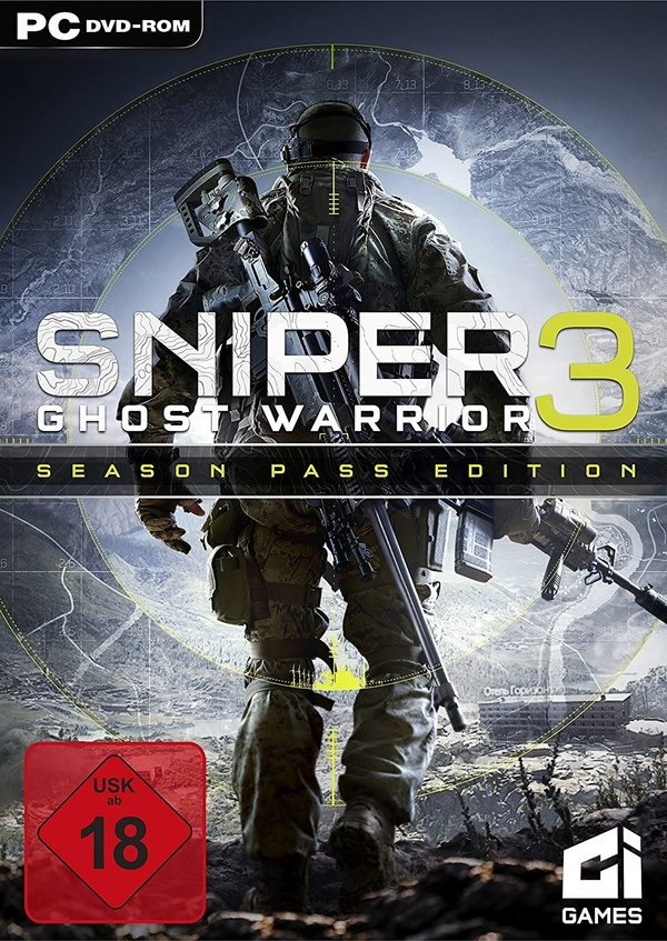 Cover zu Sniper: Ghost Warrior 3