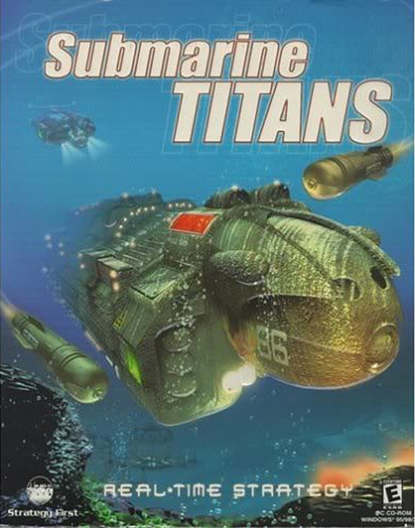 Cover zu Submarine Titans