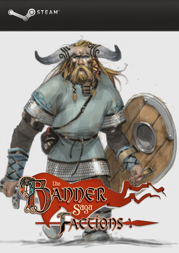 Cover zu The Banner Saga: Factions