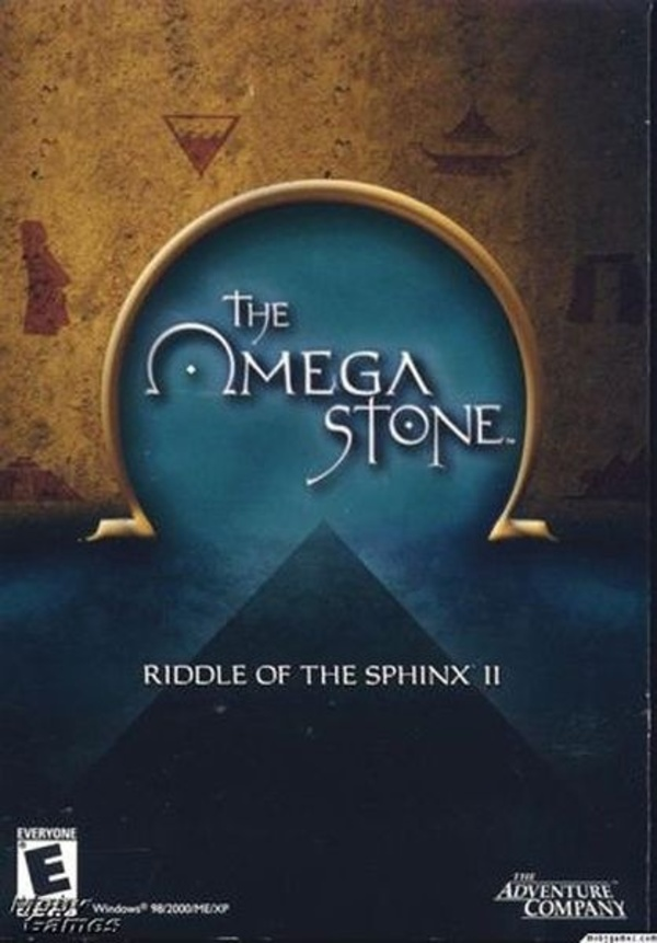 Cover zu The Omega Stone