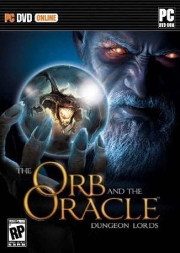 Cover zu The Orb and the Oracle