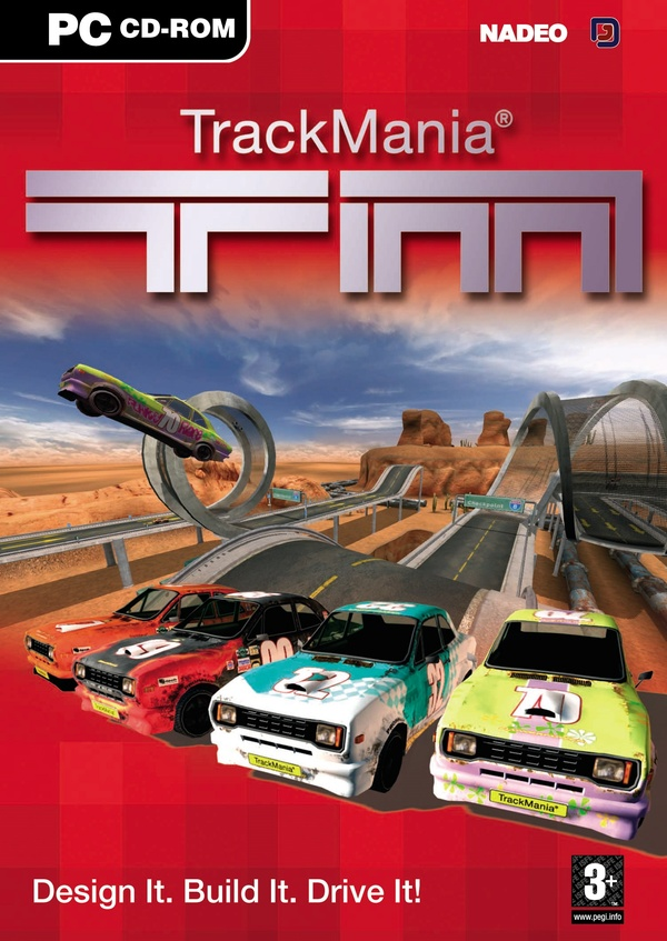 Cover zu TrackMania