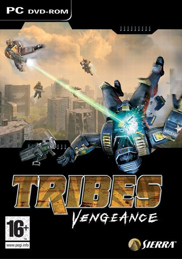 Cover zu Tribes Vengeance