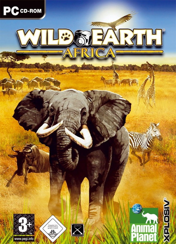 Cover zu Wild Earth: Africa