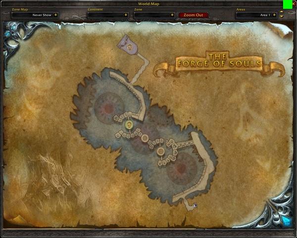 World of Warcraft: Eiskronenzitadelle - Teil 1 : Die Schmiede der Seelen