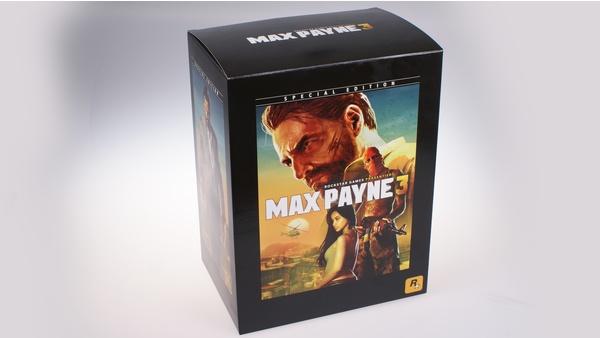 Screenshot zu Max Payne 3 - Die Special Edition ausgepackt
