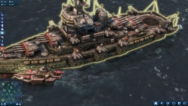 Screenshot zu Anno 2070 - Screenshots