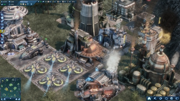 Screenshot zu Anno 2070 - Screenshots