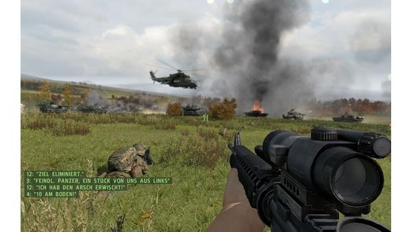 Screenshot zu Armed Assault 2 - Screenshots