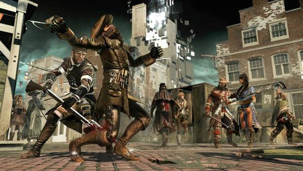 Screenshot zu Assassin's Creed 3 - Bilder aus dem Multiplayer-Modus