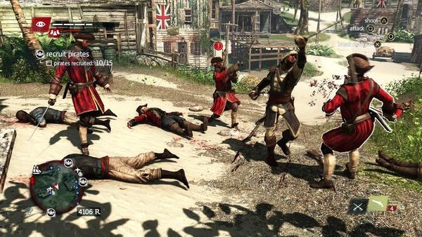 Screenshot zu Assassin's Creed 4: Black Flag - Screenshots