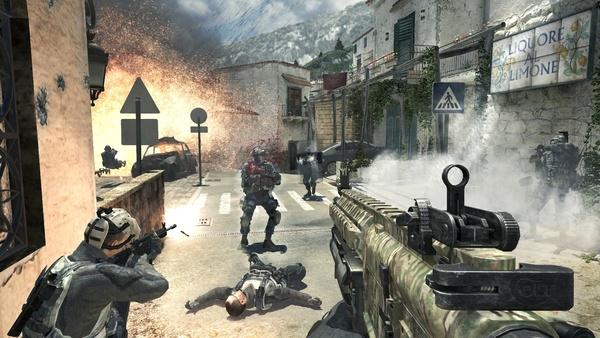 Screenshot zu Call of Duty: Modern Warfare 3 - Januar-DLC
