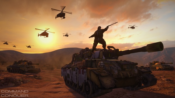 Screenshot zu Command & Conquer (2013) - Screenshots