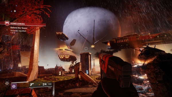 Screenshot zu Destiny 2 - Screenshots aus der PC-Version