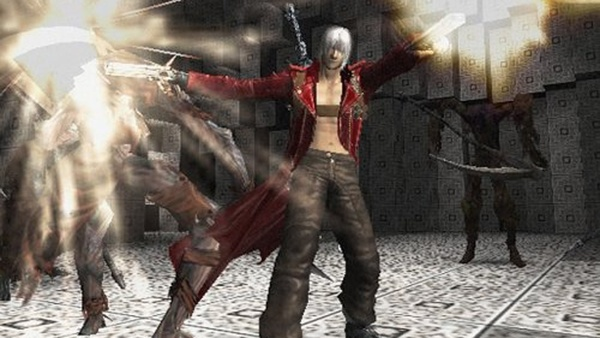 Screenshot zu Devil May Cry - Die Serie in der Bilder-Galerie vorgestellt