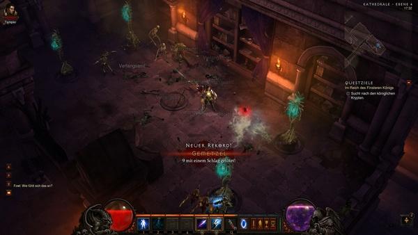 Screenshot zu Diablo 3 - Was ist neu, was ist draußen?