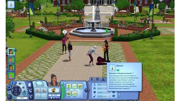 Screenshot zu Die Sims 3 - Screenshots