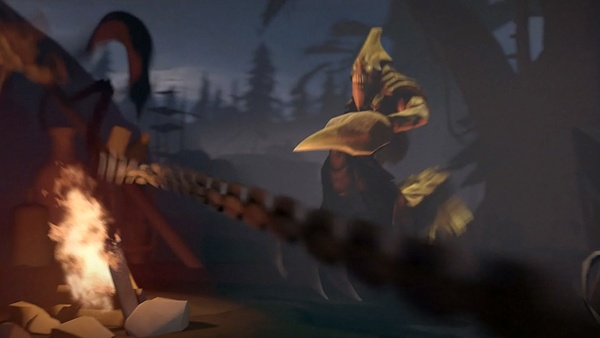 Screenshot zu Dota 2 - Helden aus dem gamescom-Trailer