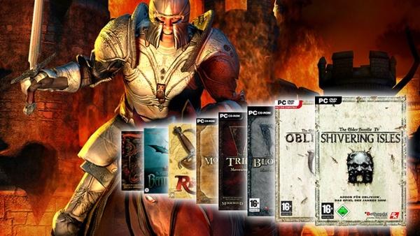 Screenshot zu Die Elder-Scrolls-Spiele - Die Serie im Detail vorgestellt