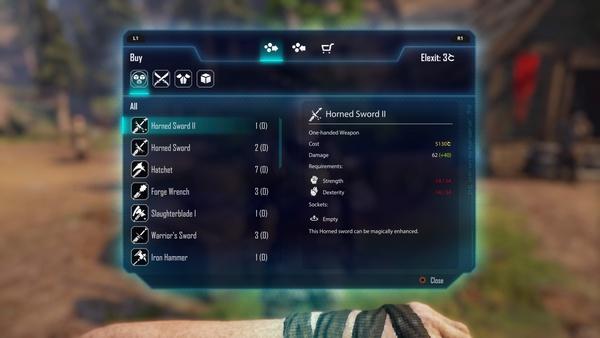 Screenshot zu Elex - Screenshots