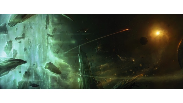 Screenshot zu Elite: Dangerous - Artworks