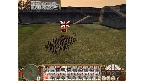 Screenshot zu Empire: Total War - Beispielbilder in niedrigen Details