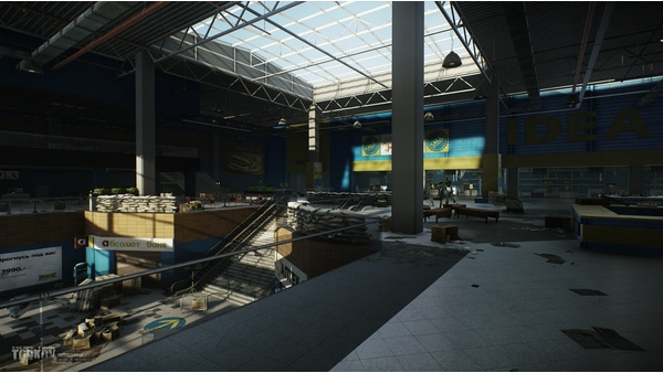 Bild der Galerie Escape from Tarkov - Bilder der Map Interchange