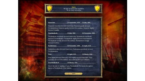Screenshot zu Europa Universalis 3 - Screenshots