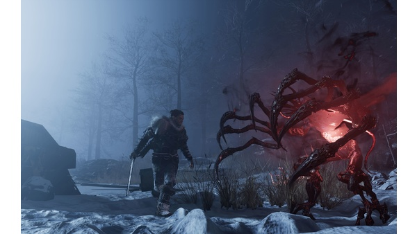 Screenshot zu Fade to Silence - Screenshots