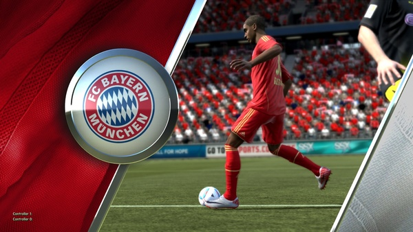 Screenshot zu FIFA 12 - Screenshots