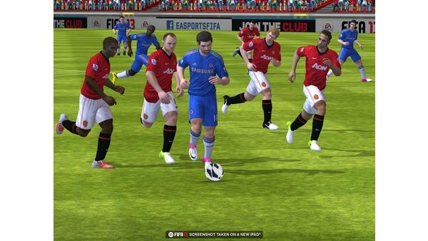 Bild der Galerie FIFA 13 - Screenshots der iOS-Version