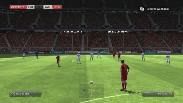 Bild der Galerie FIFA 13 - Screenshots der Wii-U-Version